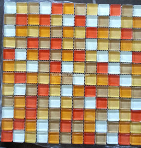 Mosaic Tile/Crystal Mosaic/Glass Mosaic (HGM353) pictures & photos