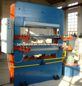 Frame Hydraulic Vulcanizing Press (XLB-DQ1200X 1200X2) pictures & photos