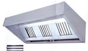 Commercial Stainless Steel Range Hood pictures & photos