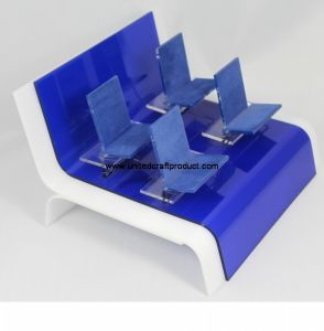 Tel Acrylic Display Stand