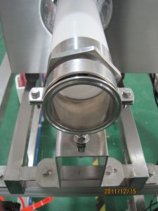 Pipe Metal Detector for Milk, Sauce, Jam, Pasta or Liquid Product Inspection pictures & photos