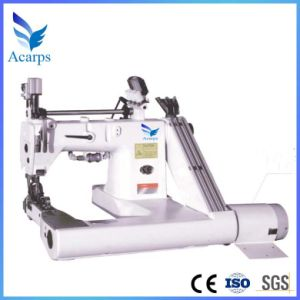 Direct Drive Three Needle Feed-off-The-Arm Sewing Machine pictures & photos
