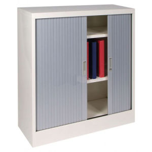 Office Use Tambour Door Filing Cabinet 36′′x18′′x72′′ pictures & photos