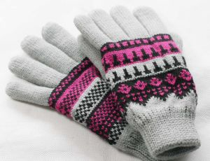 Knitted Gloves pictures & photos
