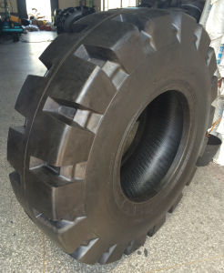 Reinforced Tread L-5 Pattern Earth-Mover Tyre (20.5-25) pictures & photos