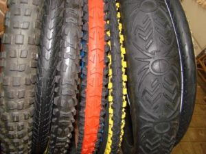 Bicycle Tire/ Tyre Black and Color