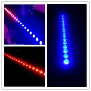 18PCS 3W RGB 3in1 LED Wall Washer/ Waterproof Light for Outdoor Pixel Bar pictures & photos
