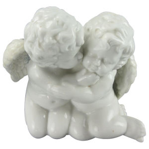 Angel Shape Ceramic Craft for Home Decoration pictures & photos