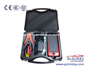 USA Market Hot Portable Car Jump Starter Power Pack (with LED flashlight) pictures & photos