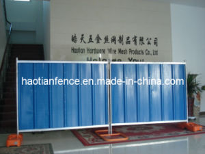 Hoarding Fence Panel pictures & photos