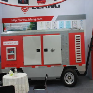 160kw Diesel Portable Screw Air Compressor (ERC-215SALCY)