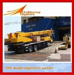 Professional Project Cargo/Break Bulk/Roro Shipping Service Provider From Guangzhou/Shanghai/Qingdao/Tianjin/China to Mumbai/Mundra/Chennai/Kolkata