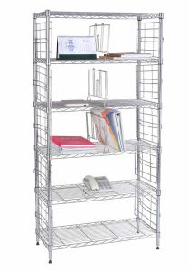5 Layers Office Use Wire Shelving pictures & photos