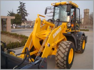 Mini Wheel Loader with CE Swm 620 Model Wheel Loader pictures & photos