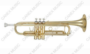 Bb Key Trumpet (TR-235L) / Entry Level Trumpet pictures & photos