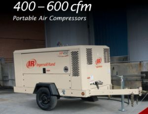 Ingersoll Rand/ Doosan Portable Screw Compressor, Compressor, Air Compressor (VHP400WIR HP450WIR P600WIR) pictures & photos