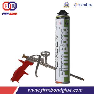 Instant Adhesive Fireproof Polyurethane Foam pictures & photos