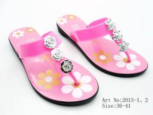Ladies′ PVC Slipper (2013)
