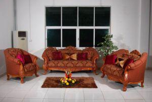 Classic Fabric Sofa - 2616