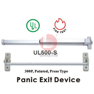 Ss304 Fire Rate Panic Exit Devices with UL Certificate (UL500S) &Push Bar pictures & photos