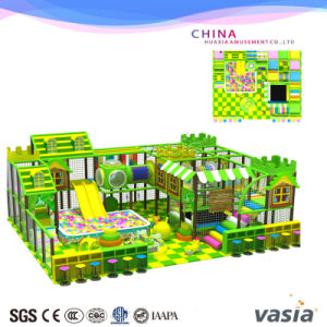 Popular Super Slide for Indoor Play Center by Vasia (VS1-150910-80A-33) pictures & photos