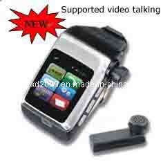 Quad Band Watch Cell Phone with Video Talking (CXD-G3)