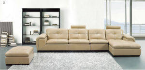Corner Sofa / Sofa Bed / Leather Sofa (2011)