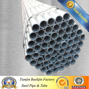 ERW Carbon Steel Welded Tube and Pipe Made in China pictures & photos