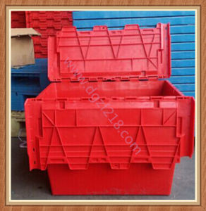 High Quality Stackable & Nestable Plastic Logistic Container for Storage