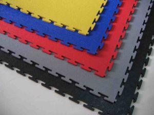 Interlocking PVC Tile pictures & photos