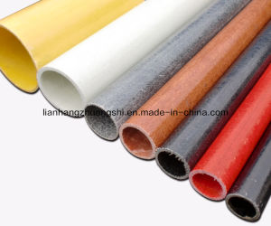 Acid and Alkali Resistant Fiberglass Pipe/Tube pictures & photos