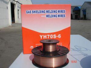 Copper Coated MIG/MAG Wire (ER50-3/ER70S-3)