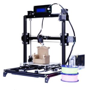 10mm Fla Sample Free DIY 3D Printer with Free 16g SD Card pictures & photos