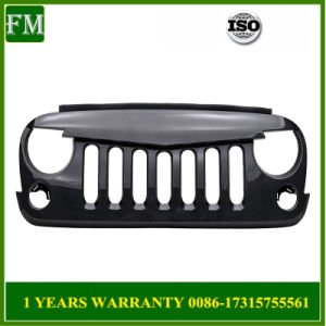 Carbon Fiber Angry Bird Grille for Jeep Wrangler Rubicon pictures & photos