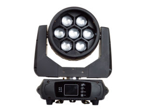 Hot Sell Professional 7*40W LED Stage Wash Zoom Lighting pictures & photos