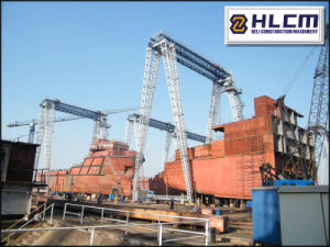 Shipyard Gantry Crane with (HLCM-9) pictures & photos