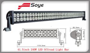 "42"" 240W LED Light Bar Work Light Flood Driving 4WD Boat Ute Offroad"