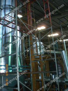 Used Engine Oil Distillation Machine Crude Oil Refinery Plant