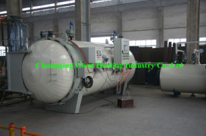 Autoclave System of Medical Waste Treatment