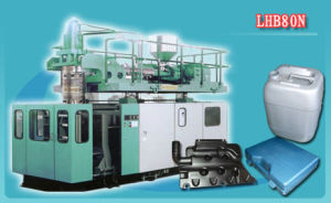30L Plastic Drum Blow Molding Machine (LHB80N)