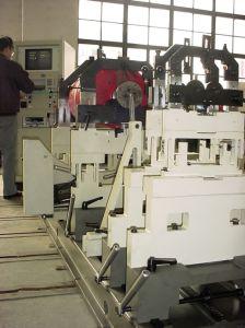 Schenck Horizontal Hard-Bearing Balancing Machine Hm40bu