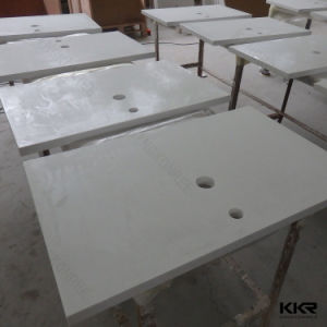 China customized solid surface bathroom countertops vanity top china bathroom vanity top - Custom solid surface bathroom vanity tops ...