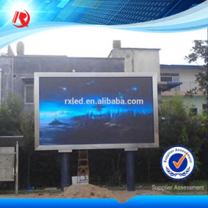 P10 LED Display Screen Cabinet SMD3535 Full Color Module Outdoor LED Screen/LED Sign pictures & photos