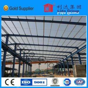 Light Steel Structure Warehouse with High Quality pictures & photos