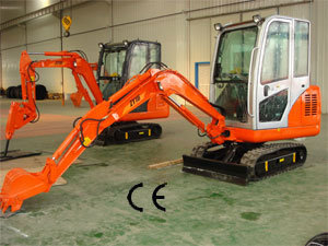 Excavator CE Approved (ZY16) pictures & photos