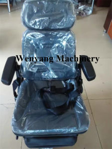 Supply Excavator Bulldozer Spare Parts Construction Machinery Suspension Seat pictures & photos