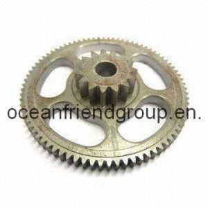 sintered part : powder metal engine gear pictures & photos