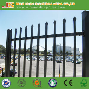 Powder Coated Black Garrison Fence/Guardrail Panels Made in China pictures & photos