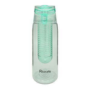 Tritan Single Wall Water Bottle with Strainer pictures & photos