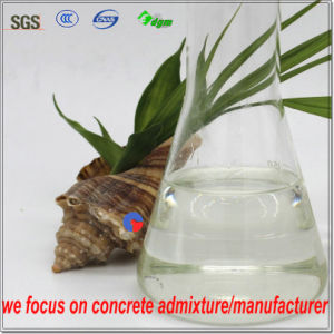 Concrete Additives Polycarboxylate Liquid Superplasticizer 40% 50% Solid